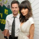 Mark Wahlberg and Zooey Deschanel
