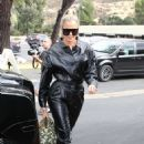 Khloe Kardashian – Goes out for lunch at Plata Taqueria and Cantina in Agoura Hills - 454 x 683