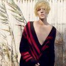 Freja Erichsen - Vogue Magazine Pictorial [Turkey] (January 2015) - 454 x 682