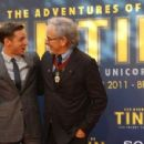'TINTIN The Secret Of The Unicorn' [World Premiere in Brussels]