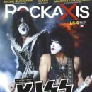 Tommy Thayer, Paul Stanley - Rockaxis Magazine Cover [Chile] (April 2015)