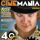 Malcolm McDowell - Cinemanía Magazine Cover [Mexico] (October 2011)