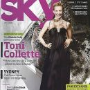 Toni Collette - Sky Magazine [Australia] (July 2009)