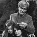 Nastassja Kinski with her parents