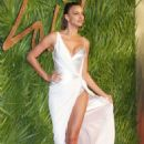 Irina Shayk – 2017 Fashion Awards in London - 454 x 681