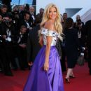 Victoria Silvstedt – 'Okja' Premiere at 70th annual Cannes Film Festival