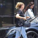 Ellen Pompeo – Leaving Joan's on Third in Los Angeles - 454 x 681