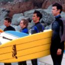 Brett Harrison, Kyle Howard, R.J. Knoll and Colin Hanks in Paramount's Orange County - 2002