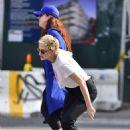 Kristen Stewart with friend out in New York City - 454 x 632