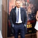 Tom Hardy-May 7, 2015-Premiere Of Warner Bros. Pictures' 'Mad Max: Fury Road' - Red Carpet