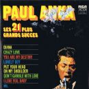 Paul Anka - Ses 21 Plus Grands Succes