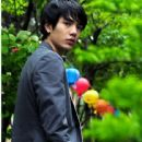 Picture Stills of Kim Si Hoo from Drama Love Rain 2012