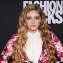 Actress Willow Shields attends Fashion Rocks 2014 presented by Three Lions Entertainment at the Barclays Center of Brooklyn on September 9, 2014 in New York City - 395 x 594