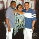 Christopher Williams along with George Wilburn from the
