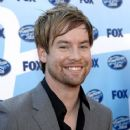 David Cook at the American Idol Season 8 Finale Red Carpet