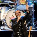 Ringo Starr performs during the Ringo Starr and his All Starr Band concert at The Greek Theatre on September 01, 2019 in Los Angeles, California - 447 x 600