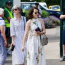 Claire Foy – Wimbledon Tennis Championships 2019 in London - 454 x 611