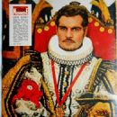 Omar Sharif - Cinemonde Magazine Pictorial [France] (5 September 1967) - 454 x 595