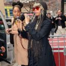 Erykah Badu Fined for Nude Video Taping Debacle - 454 x 726