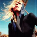 Julia Stegner Vogue Germany May 2011