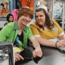 Title: Austin & Ally  Episode: Diners & Daters People: Calum Worthy, Ashley Fink Character: Dez, Mindy