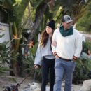 Dakota Johnson and Chris Martin – step out in Malibu