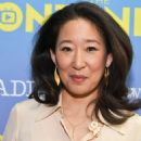 Sandra Oh – The Contenders Emmys Presented by Deadline Hollywood in LA - 454 x 633
