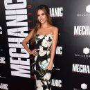 Jessica Alba : Mechanic: Resurrection  Premiere (August 22, 2016) - 386 x 600