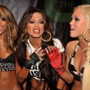 The Pussycat Dolls Present Girlicious Finale Party - 400 x 251