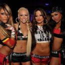 The Pussycat Dolls Present Girlicious Finale Party - 400 x 291