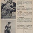 Zsa Zsa Gabor - Girl Watcher Magazine Pictorial [United States] (June 1959)