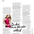 Scarlett Johansson Glamour Germany Magazine September 2014