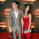 Jonathan Rhys-Meyers and Reena Hammer - 454 x 681