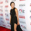 Actress Kat Graham attends An Evening with Women Benefiting the Los Angeles LGBT Center at the Hollywood Palladium on May 16, 2015 in Los Angeles, California
