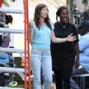 Jessica Biel on the set of 'Shock And Awe' in New Orleans, Louisiana on October 31, 2016 - 452 x 600