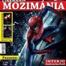 Andrew Garfield - Mozimania Magazine Cover [Hungary] (July 2012)