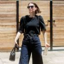 Rooney Mara – Leaves a salon in Los Angeles