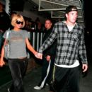 Paris Hilton - With Doug Reinhardt In West Hollywood, 20. 3. 2009.