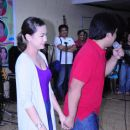 Jolo Revilla and Jodi Sta. Maria