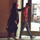 Selena Gomez and Justin Bieber Leave The Montage Hotel in Beverly Hills,CA Friday, November 20,2015
