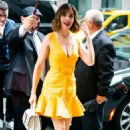 Alison Brie – Seen out in Midtown in New York City
