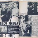 Anyone Can Play - Garbo Magazine Pictorial [Spain] (11 March 1967) - 454 x 323