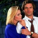 Harry Hamlin and Susan Dey  -  Wallpaper