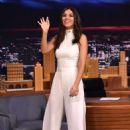 Victoria Justice The Tonight Show Starring Jimmy Fallon In Nyc