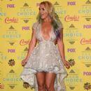 Britney Spears 2015 Teen Choice Awards In La