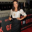 Rosario Dawson - Premiere Of Universal Pictures' 'Get Him To The Greek' At The Greek Theatre On May 25, 2010 In Los Angeles, California