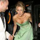 Celebrities Attending the Moet & Chandon In London