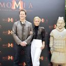 "Maria Bello - ""The Mummy: Tomb Of The Dragon Emperor"" Photocall In Madrid, Spain, 2008-07-21"