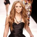 Kimberley Walsh - Fashion For Relief Haiti In London, 18 February 2010