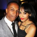Leslie Odom Jr. and Nicolette Robinson